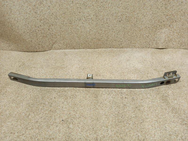 Жесткость бампера Nissan March K12 передний