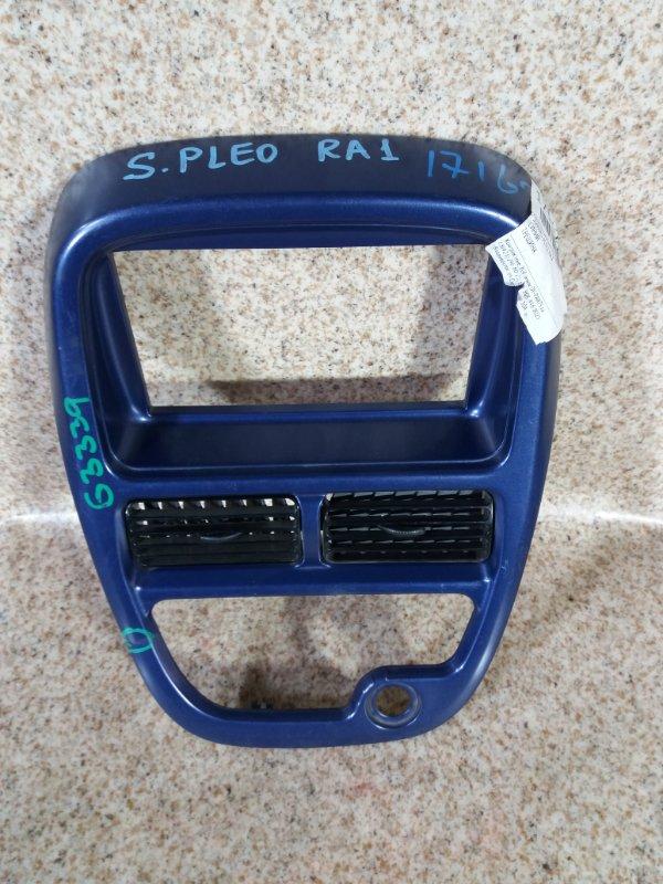 Консоль магнитофона Subaru Pleo RA1 #63339