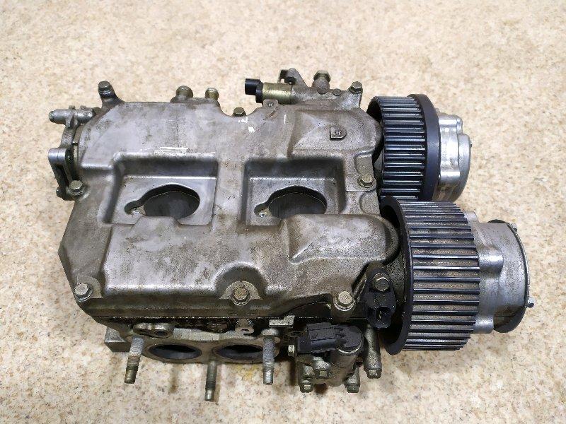Головка блока цилиндров Subaru Legacy BM9 EJ255 правая