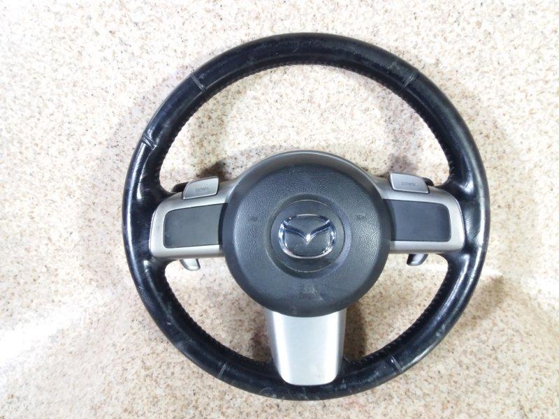 Руль Mazda Demio DE3AS 2007
