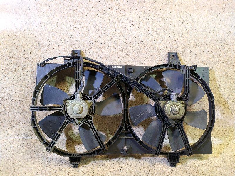 Вентилятор радиатора Nissan Bluebird Sylphy QG10 QR20DE