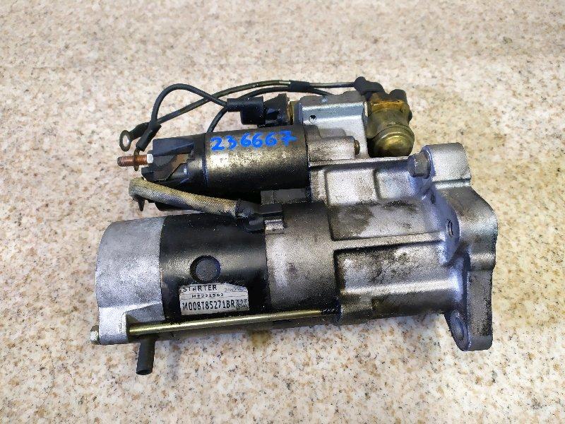 Стартер Mitsubishi Canter FE72EB 4M51