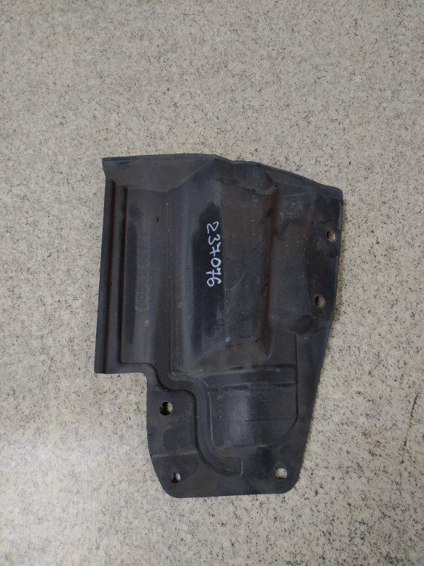 Защита двигателя Nissan Serena C25 передняя правая
