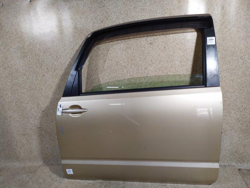 Дверь Toyota Porte NNP10 2009 передняя левая