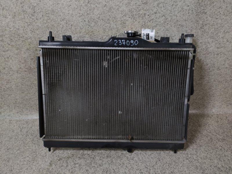 Радиатор основной Mazda Familia VAY12 CR12DE 2010