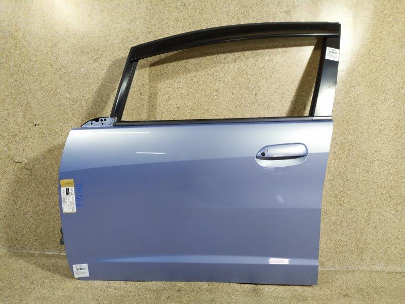 Дверь Honda Fit GE6 2009 передняя левая