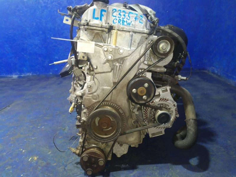 Двигатель Mazda Premacy CREW LF 2007