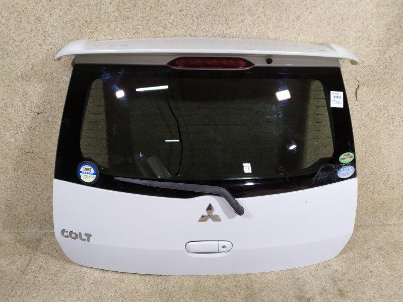 Дверь задняя Mitsubishi Colt Z21A 2007