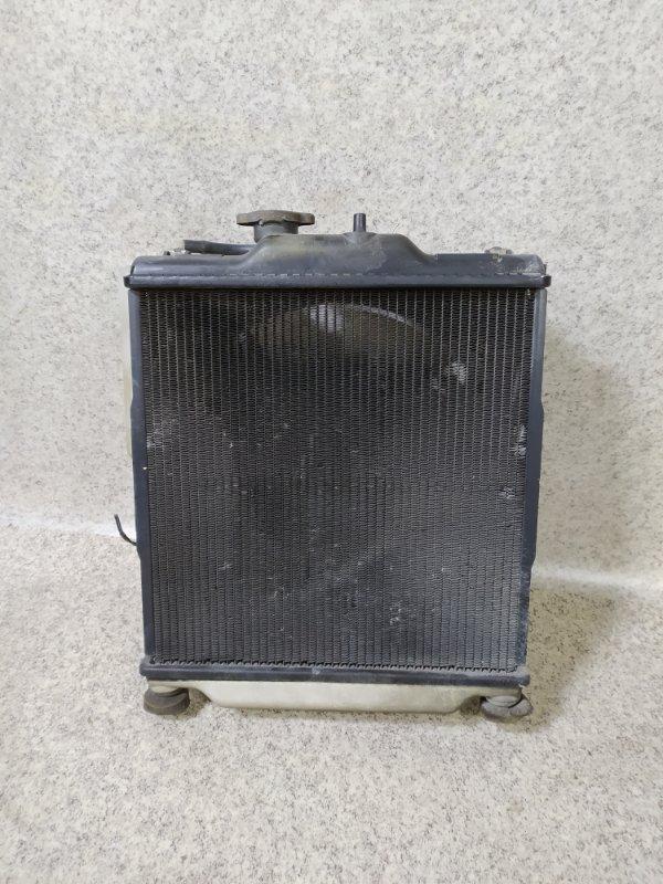 Радиатор основной Honda Logo GA3 D13B 1997