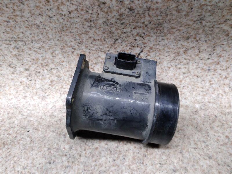 Расходомер воздушный Nissan Laurel HC34 RB20DE