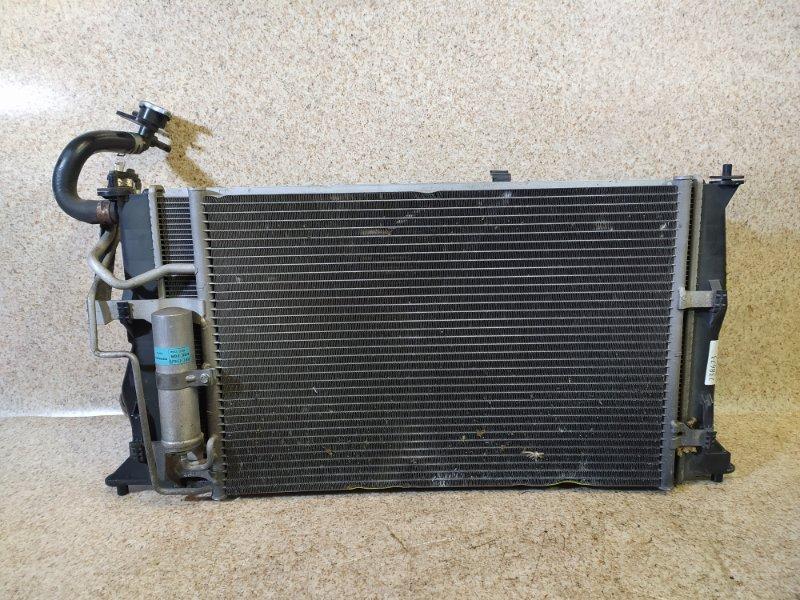 Радиатор основной Mazda Premacy CREW LF