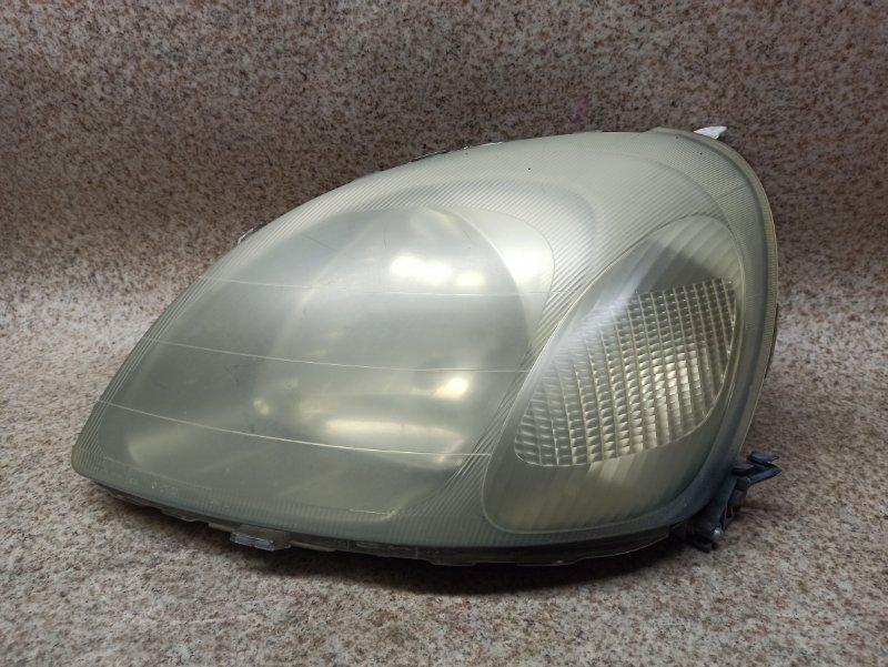 Фара Toyota Vitz NCP10 1999 передняя левая