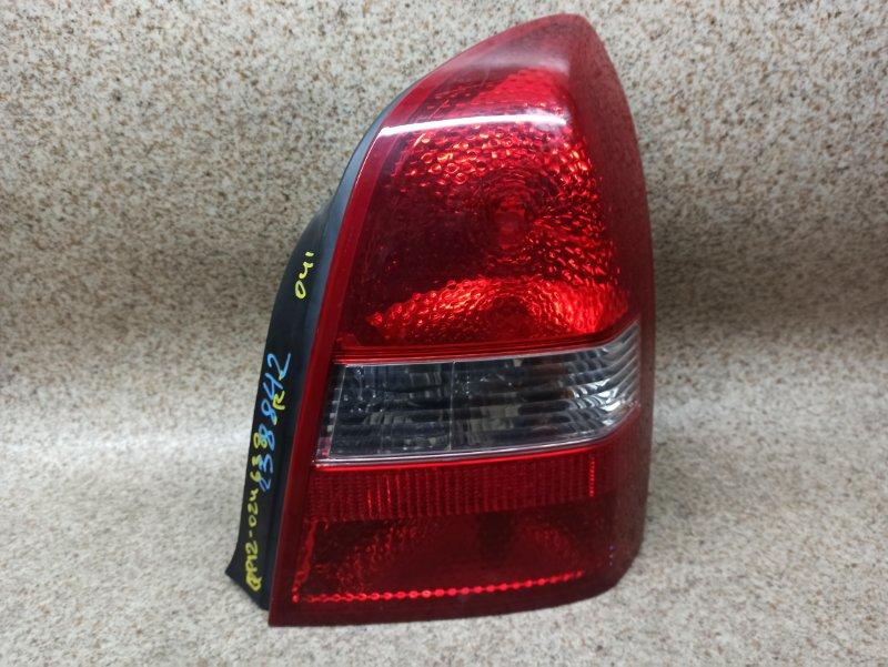 Стоп-сигнал Nissan Primera QP12 2004 задний правый