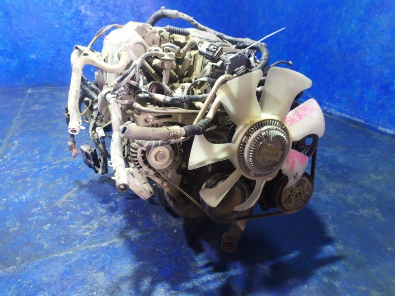 Двигатель Nissan Vanette SK82MN F8 1999