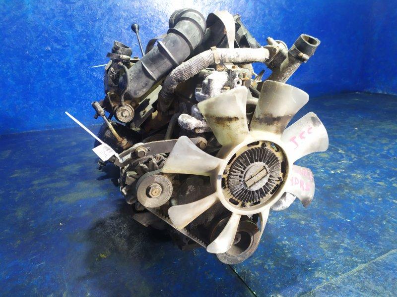 Двигатель Mitsubishi Jeep J55 4DR5 1993