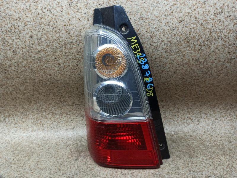 Стоп-сигнал Suzuki Chevrolet Mw ME34S 2008 задний левый