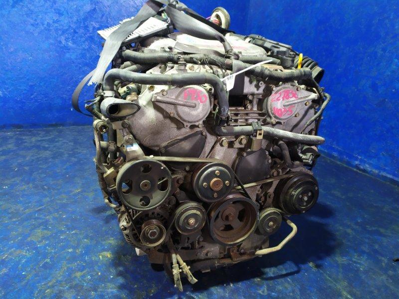 Двигатель Nissan Fuga PY50 VQ35DE 2004