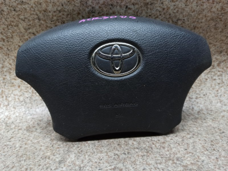 Airbag водителя Toyota Estima ACR30 2005