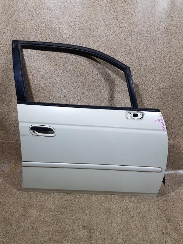 Дверь Honda Odyssey RA8 2001 передняя правая