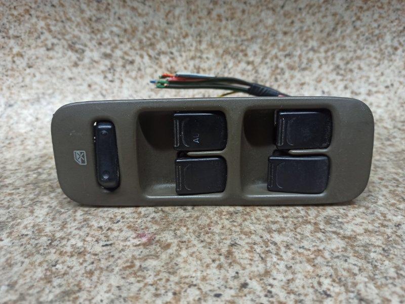 Блок упр. стеклоподьемниками Suzuki Solio MA34S 2007 передний правый