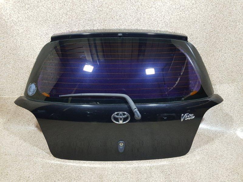 Дверь задняя Toyota Vitz NCP10 2000
