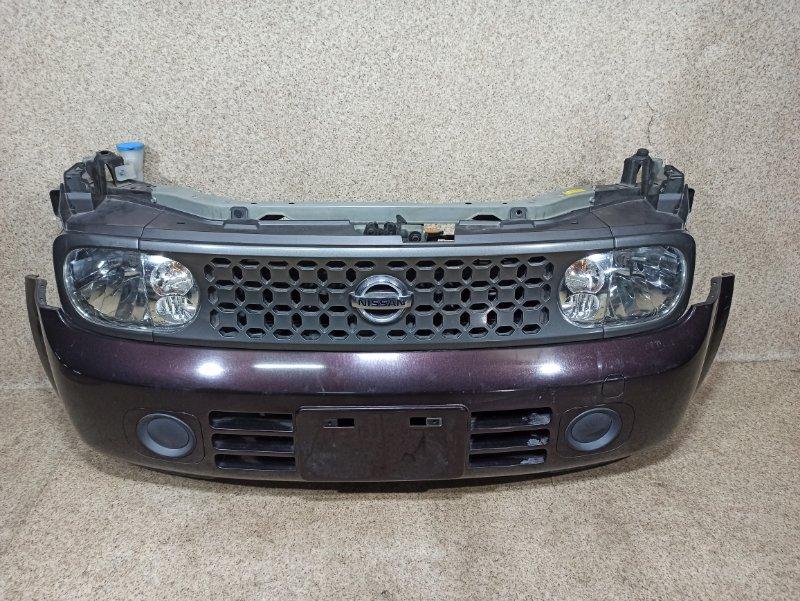 Nose cut Nissan Cube YZ11 HR15DE 2008