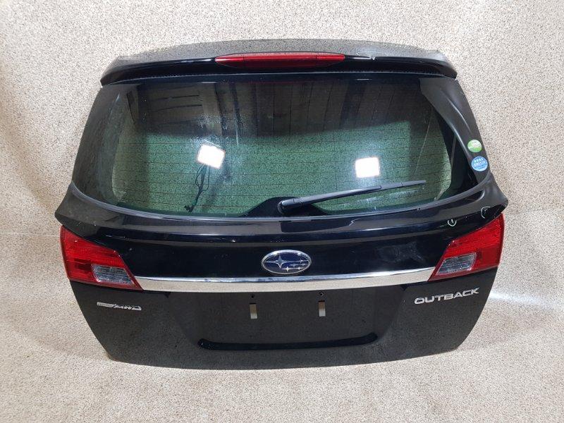 Дверь задняя Subaru Outback BR9 2010