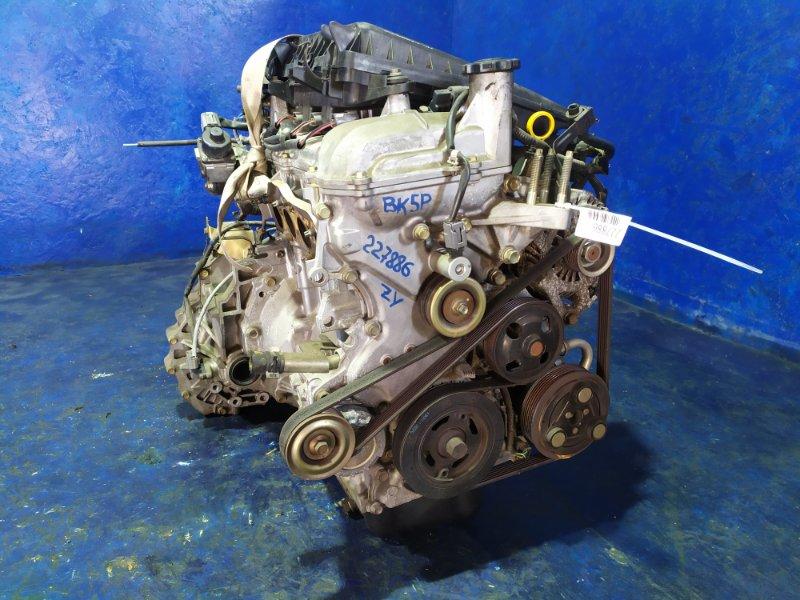 Двигатель Mazda Axela BK5P ZY 2005