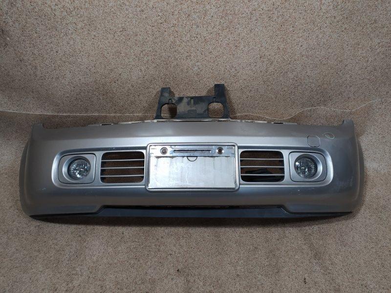 Бампер Nissan Cube BZ11 2003 передний