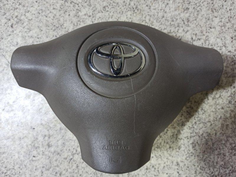 Airbag водителя Toyota Platz SCP11 2004