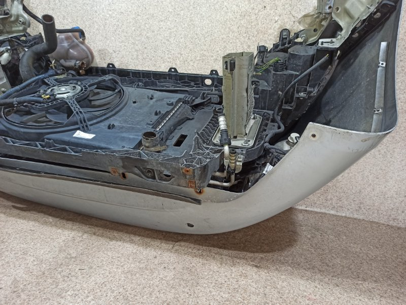 Nose cut Fiat Grand Punto 199 350A1