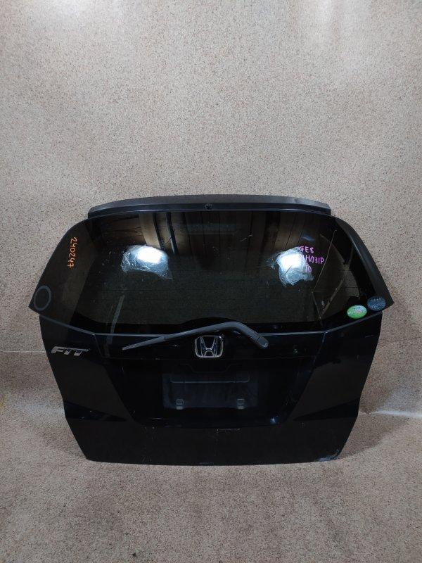 Дверь задняя Honda Fit GE6 задняя