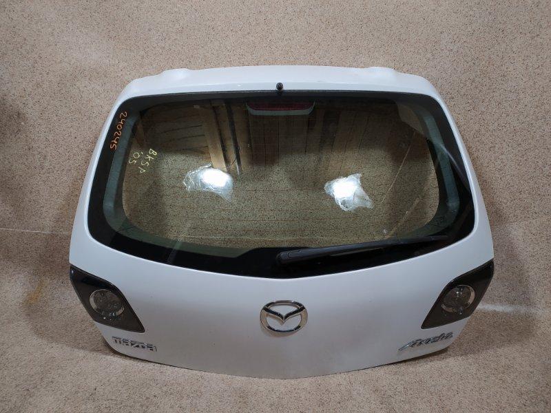 Дверь задняя Mazda Axela BK5P задняя