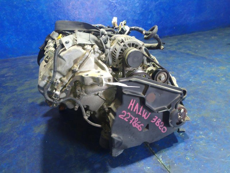 Двигатель Mitsubishi I HA1W 3B20 2005