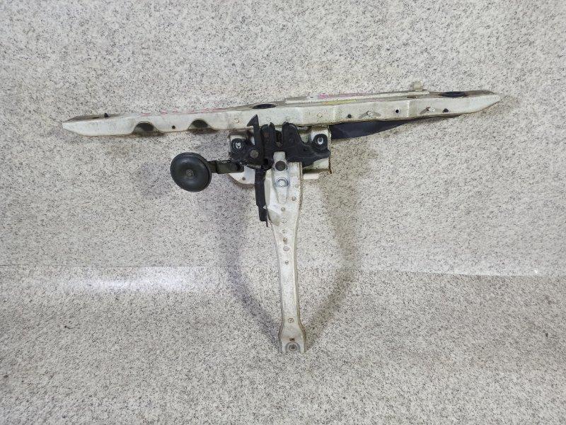 Планка замка капота Nissan March K11 2001 передняя