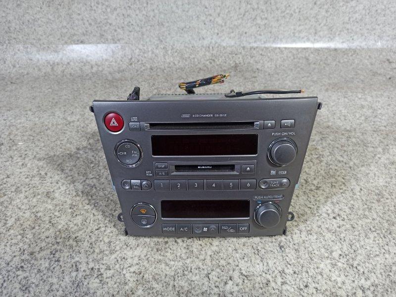 Магнитофон Subaru Legacy BP5