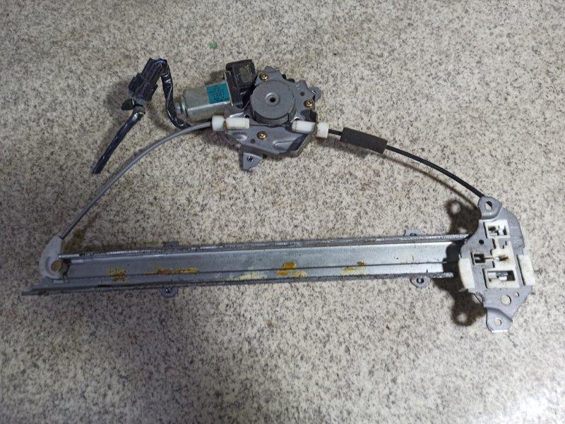 Стеклоподъемник Nissan Cube BZ11 передний правый