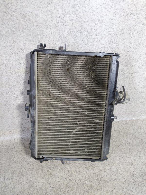 Радиатор основной Mazda Bongo SK82VM F8