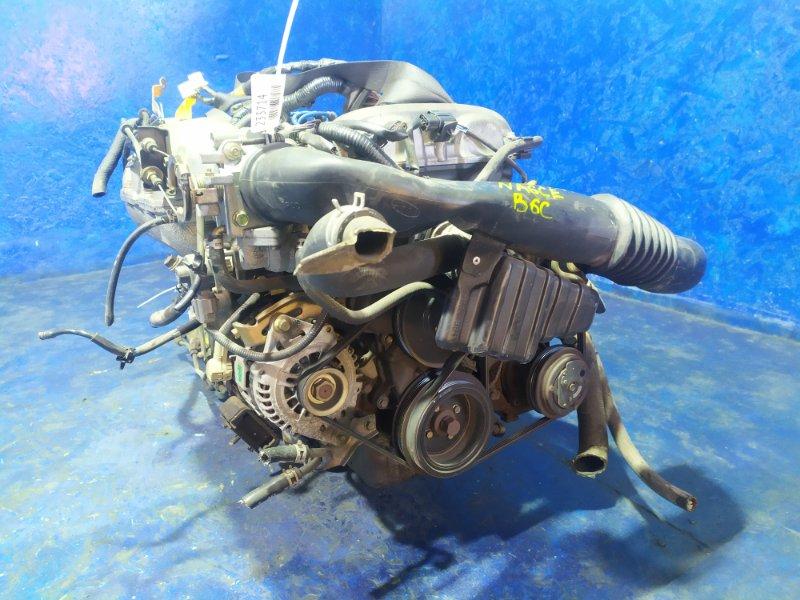 Двигатель Mazda Roadster NA6CE B6-ZE