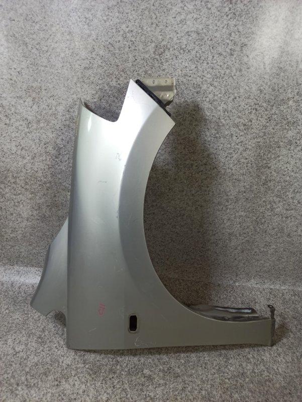 Крыло Nissan Tiida C11 переднее правое