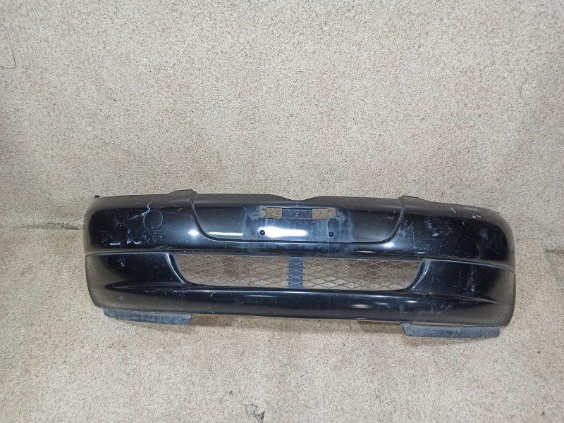 Бампер Toyota Vitz NCP10 2000 передний