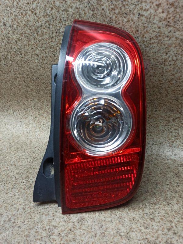 Стоп-сигнал Nissan March AK12 задний правый