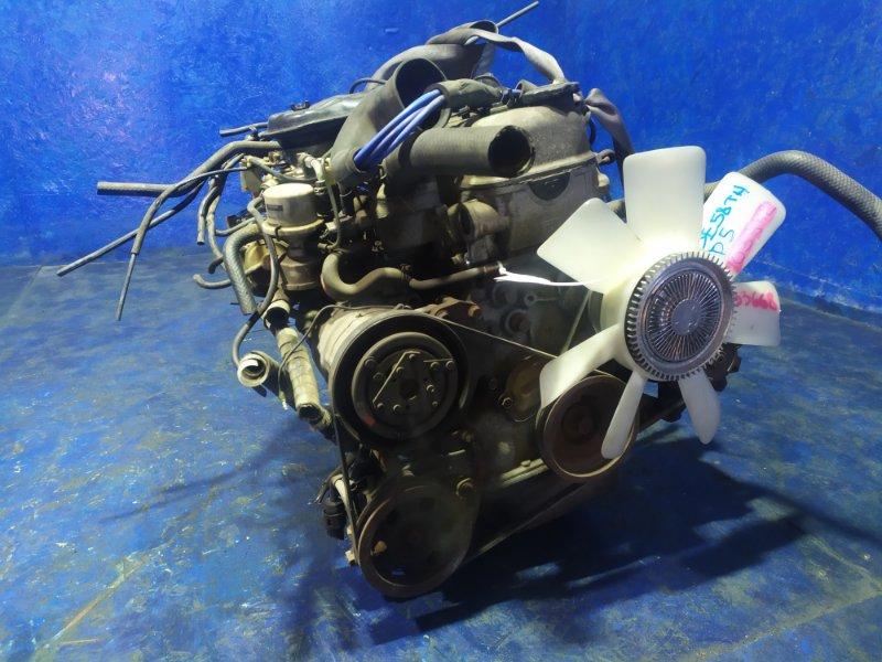 Двигатель Mazda Bongo SE58TH D5