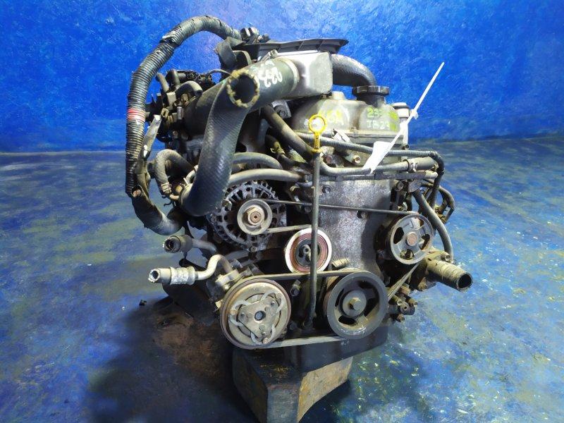 Двигатель Suzuki Jimny JB23W K6A-T 2000