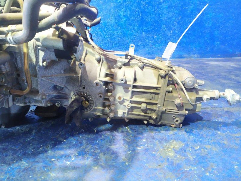 Мкпп Subaru Impreza GH2 EL154 2009