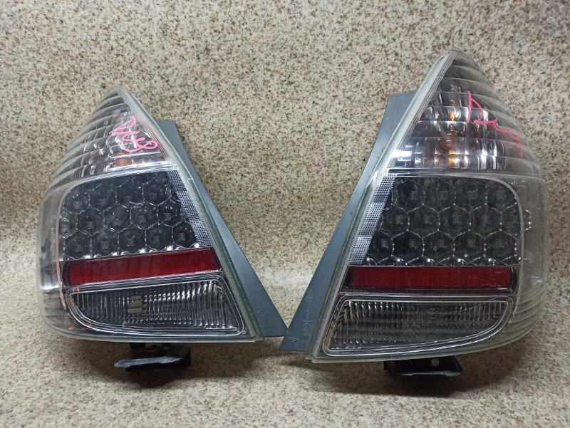 Стоп-сигнал Honda Fit GD1 задний