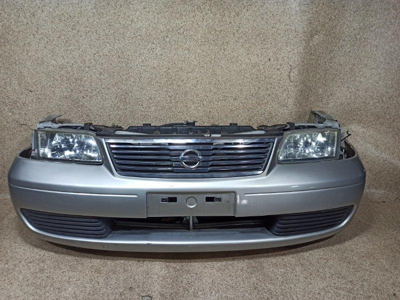 Nose cut Nissan Sunny FB15 QG15DE