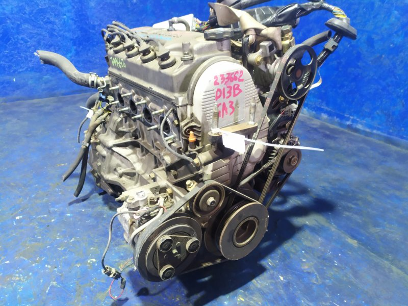 Двигатель Honda Logo GA3 D13B