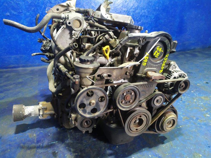 Двигатель Toyota Sprinter AE95 4A-FE