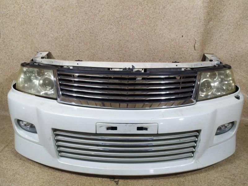 Nose cut Nissan Bassara JHU30 VQ30